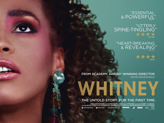 Whitney, documentaire de Kevin Macdonald (2018)