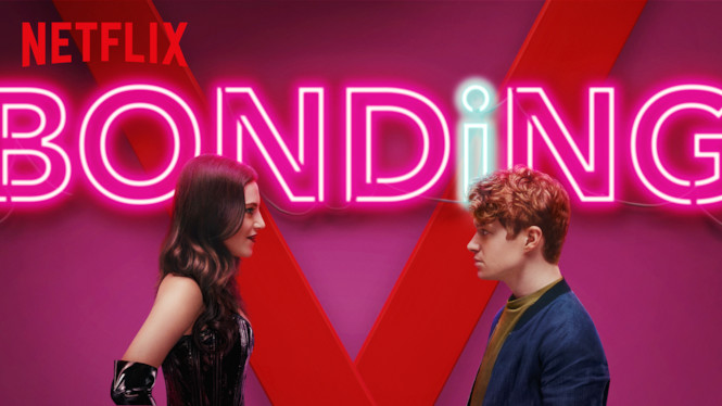 Affiche de Bonding, série Netflix original (2019)